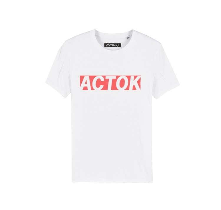 ACTOK T-SHIRT