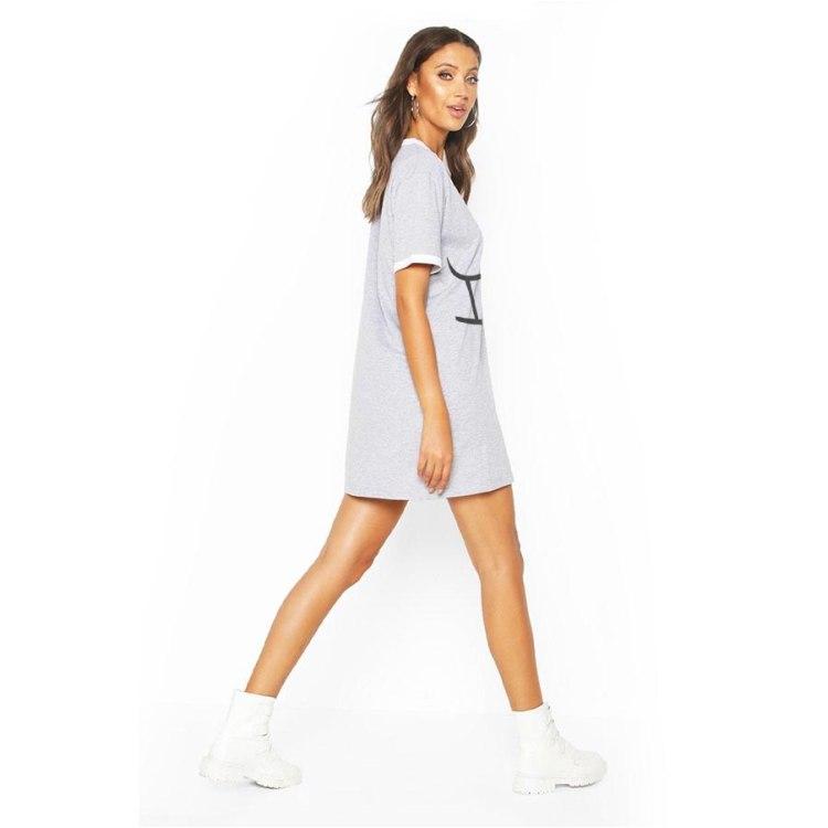 T-SHIRT DRESS CORSET