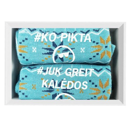KOPIKTA X-MAS SOCKS (1 PAIR)