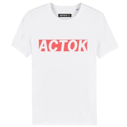 MENS T-SHIRT ACTOK