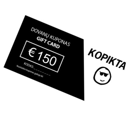 KOPIKTA GIFT CARD
