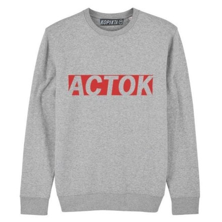 ACTOK SWEATSHIRT
