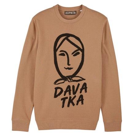 DAVATKA SWEATSHIRT