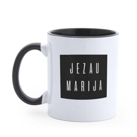 JEZAU MARIJA MUG