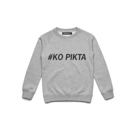 KIDS SWEATSHIRT #KO PIKTA