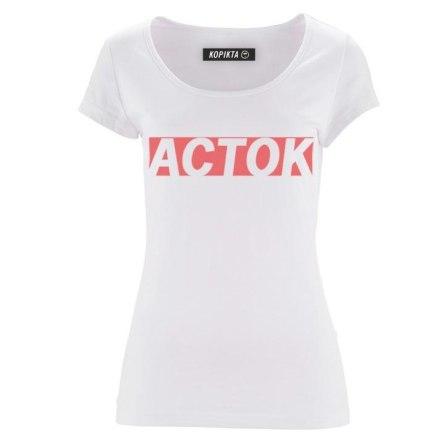 CLASSIC T-SHIRT ACTOK