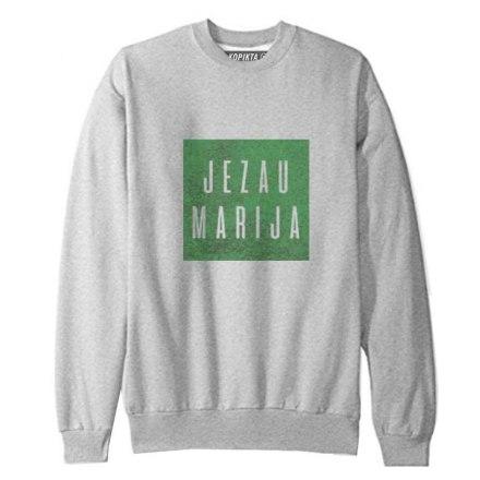 JEZAU MARIJA SWEATSHIRT