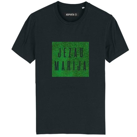 MEN T-SHIRT JEZAU MARIJA